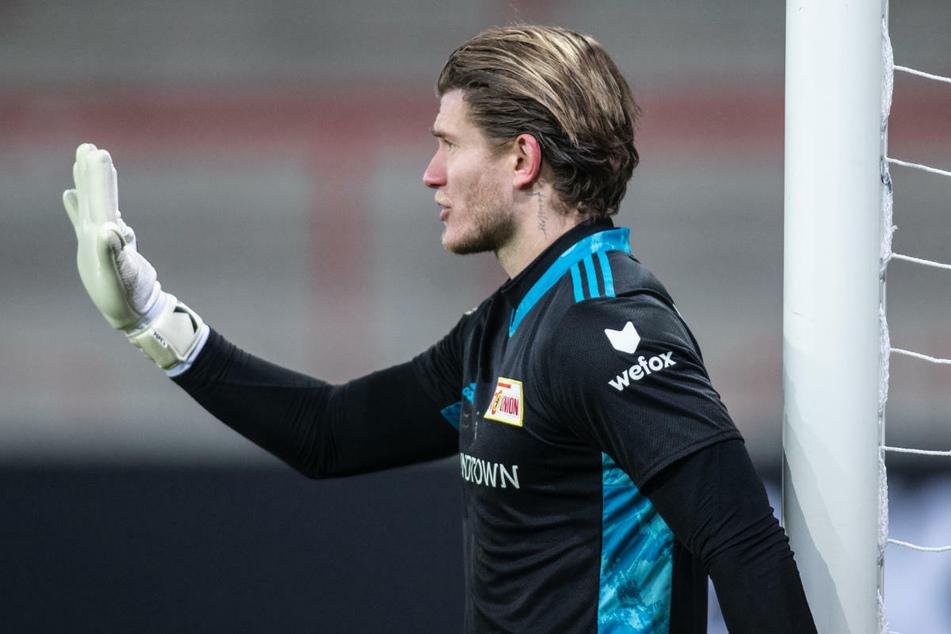 Loris Karius (27) hinterließ in seinem Bundesliga-Startelf-Debüt für den 1. FC Union Berlin einen sicheren und unaufgeregten Eindruck.