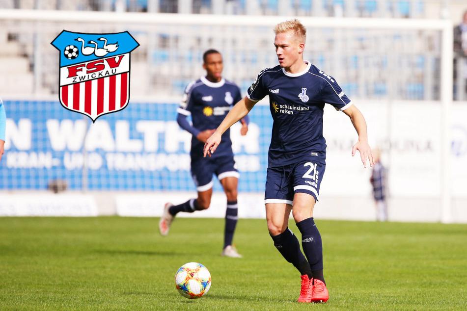 FSV Zwickau schlägt am Deadline-Day zu und nimmt neuen Mittelfeldspieler unter Vertrag