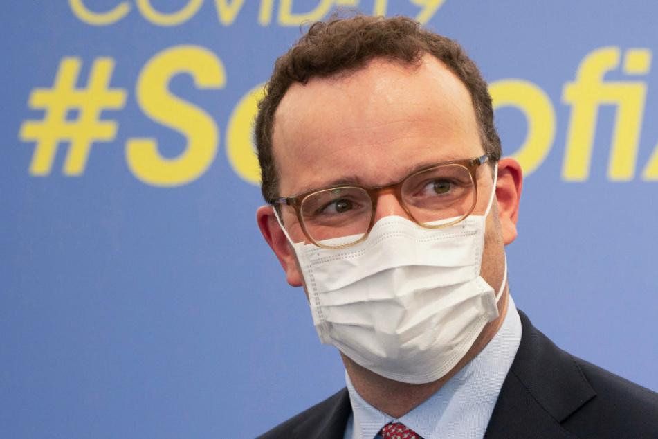 In einem Telefon-Interview verteidigte Bundesgesundheitsminister Jens Spahn (40, CDU) am Donnerstagmorgen die harten Maßnahmen gegen die Corona-Pandemie.