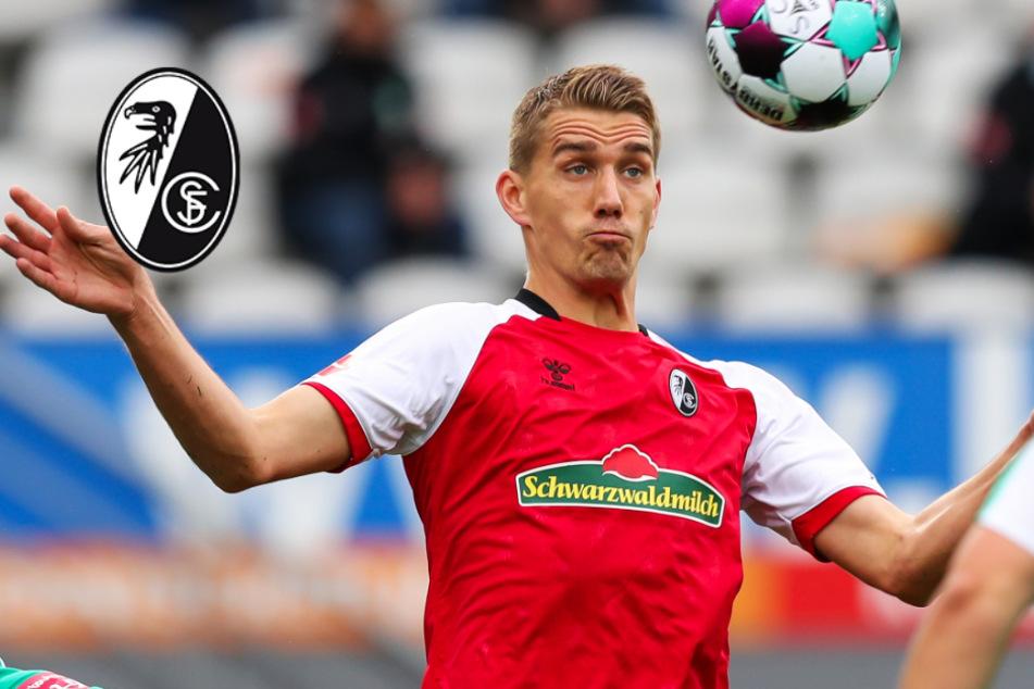 Corona-Schock beim SC Freiburg: Nils Petersen positiv getestet