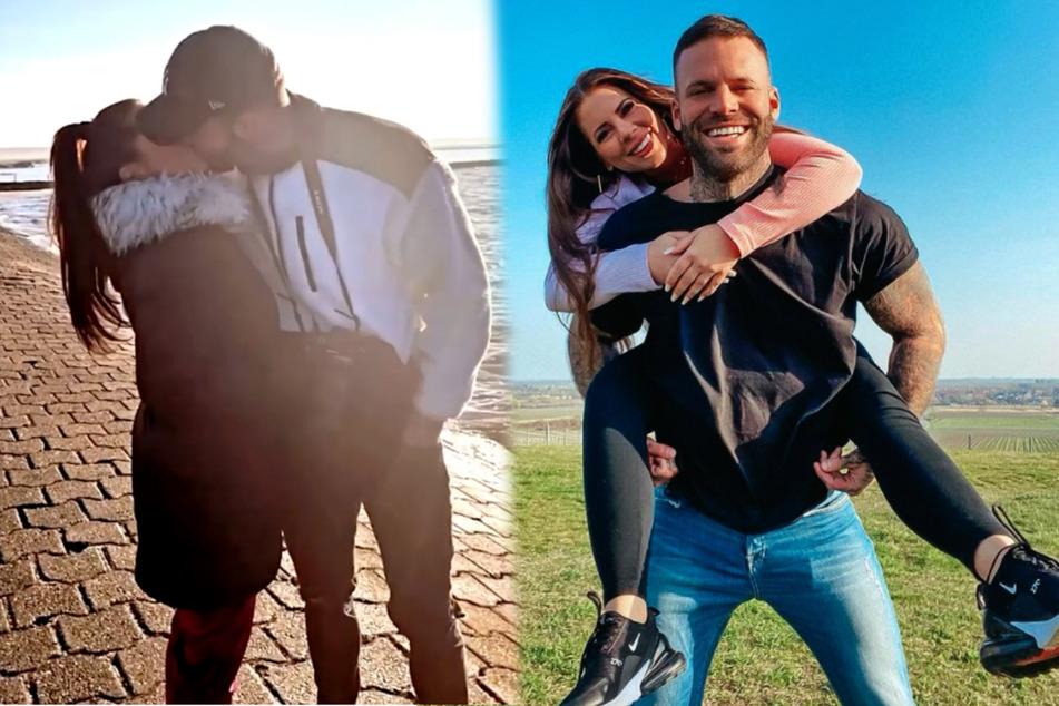Jenny Frankhauser: So kam es zum ersten Kuss mit ihrer großen Liebe Steffen