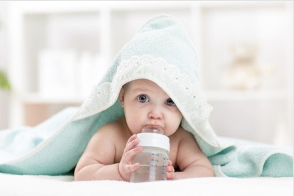 7213 Babys wurden 2020 beim Standesamt in Leipzig beurkundet. (Symbolbild)