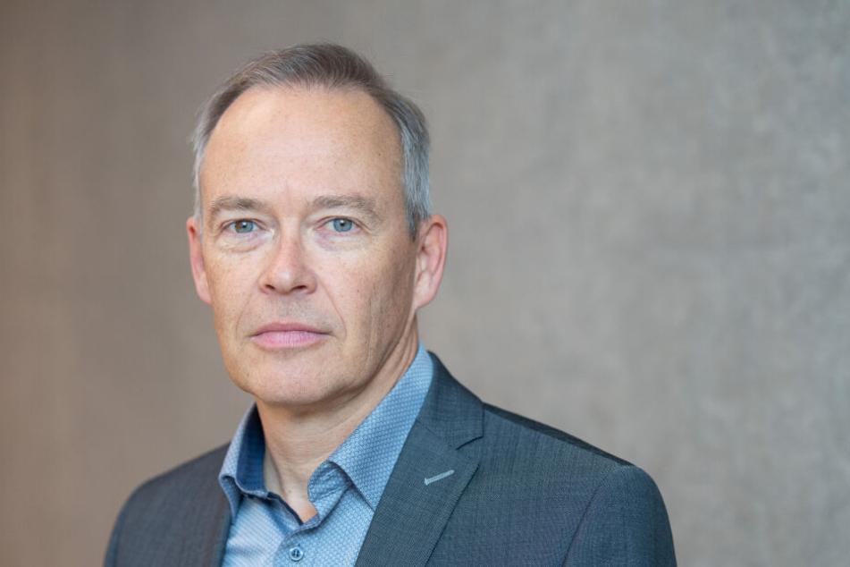 Stefan Brink ist Landesdatenschützer.
