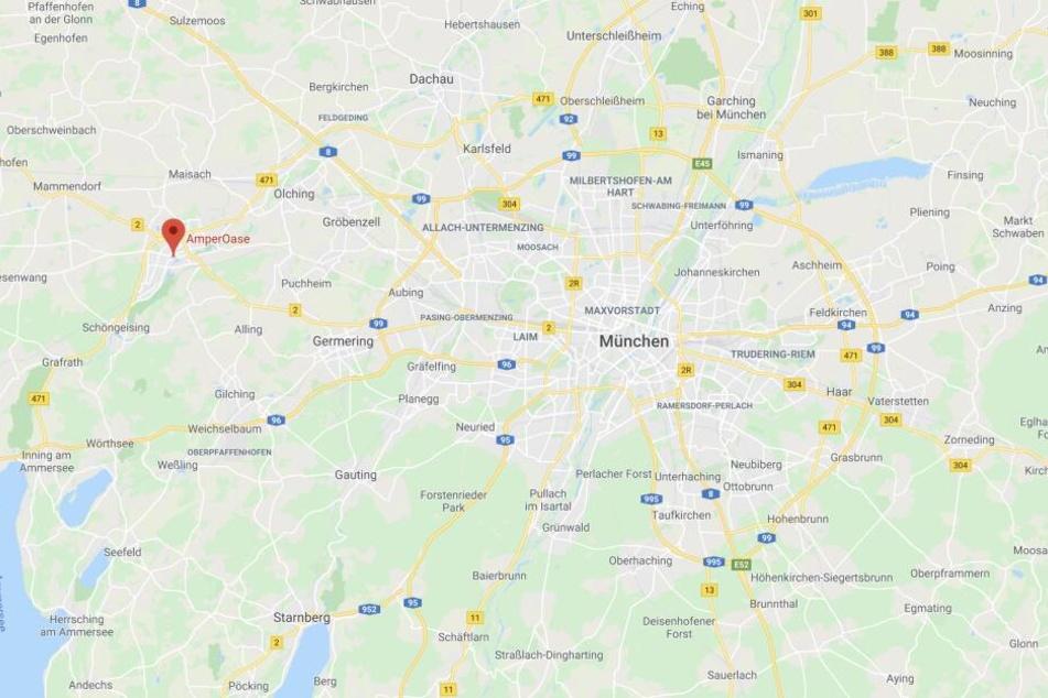 """In der """"AmperOase"""" in Fürstenfeldbruck ist es am Wochenende zu einem Notfall gekommen."""