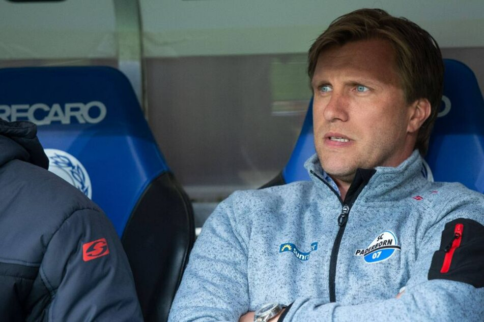 Mit RB Leipzig könnte Markus Krösche in der kommenden Saison in der Champions League spielen.