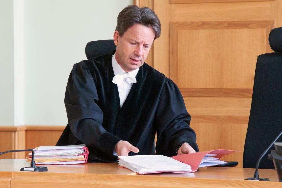 Richter Toralf Kliemt vom Amtsgericht Marienberg war erschüttert über die Zustände bei der Bundeswehr.