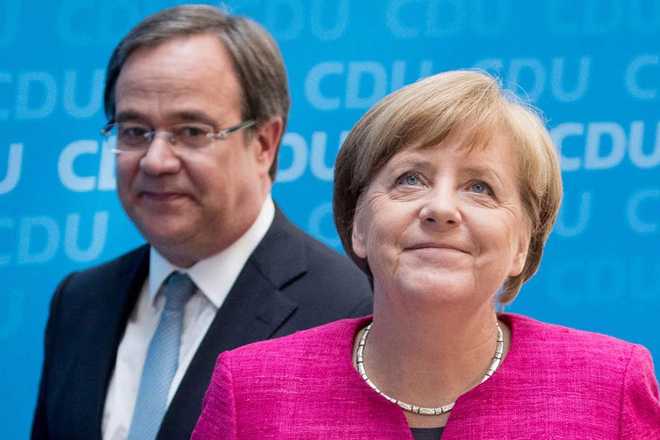 Nachdem die CDU in NRW einen Wahlerfolg einfuhr, meldete sich auch die Kanzlerin zu Wort.