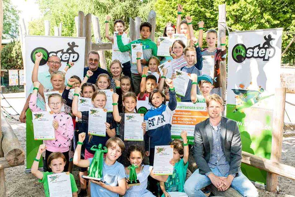 Schritt für Schritt: Dresden hat die fitteste Schulklasse Deutschlands