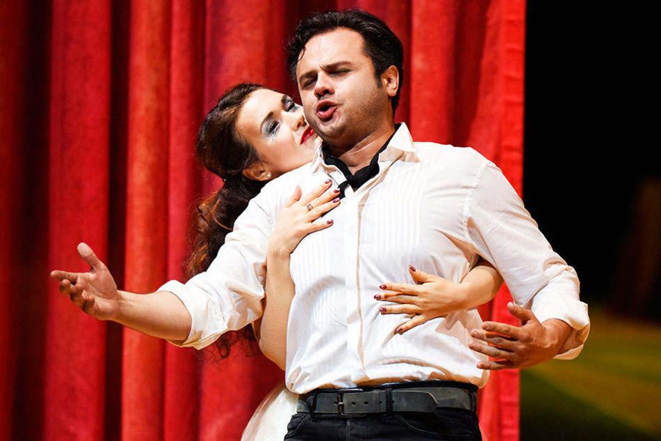 Tenor Atalla Ayan (32) wird in der Opernszene als künftiger Weltstar gehandelt.