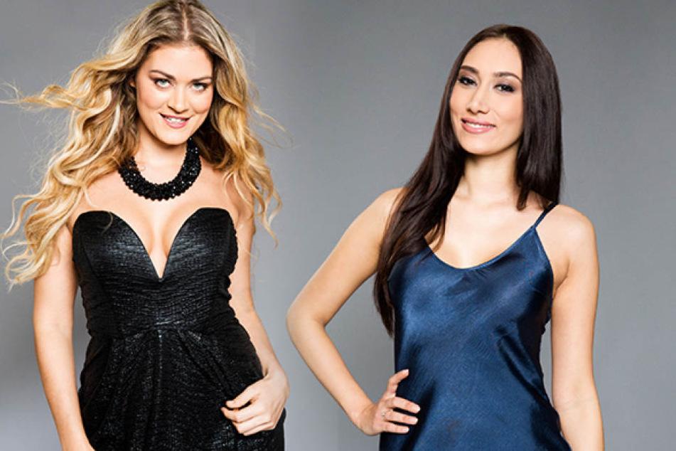 Diese beiden könnten ab nächstem Mittwoch für ordentlich Zündstoff in der Ladys-Villa sorgen: Christina (28, l.) und Samira (23).