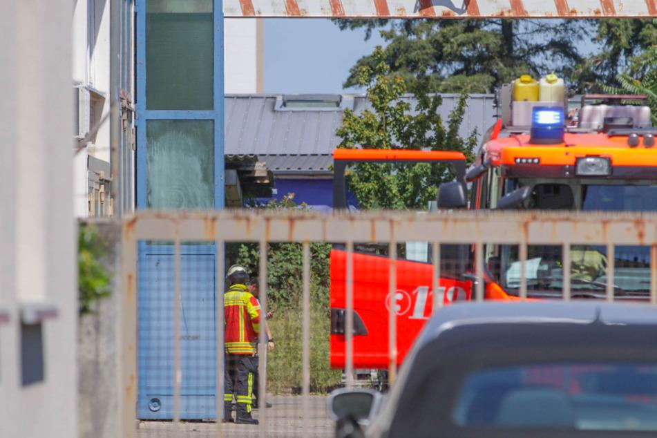 Stuttgart: Explosion in Firma: Arbeiter wird schwer verletzt