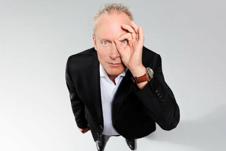 Jürgen Trovato: Kein Geheimnis ist vor ihm sicher.