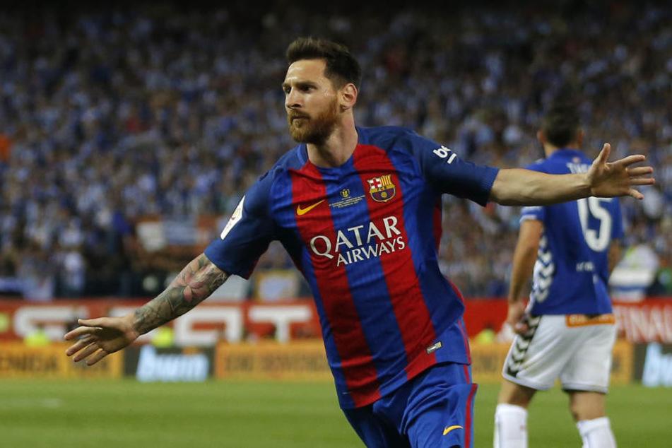 Hätte rund 160 Millionen mehr verdienen können, sagte aber nein: Lionel Messi.