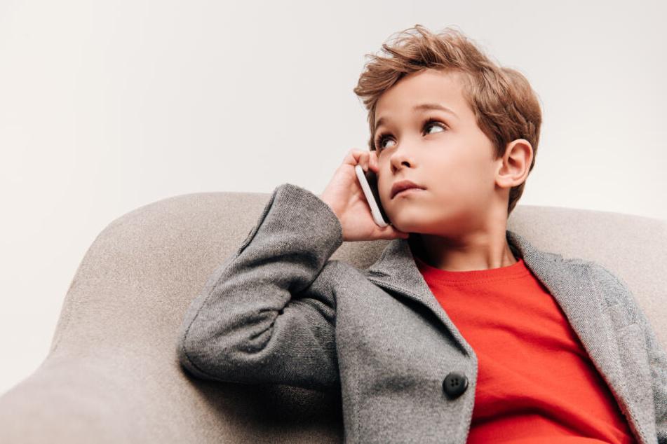 Der Fünfjährige verlangte von den Beamten, seinen Vater einzusperren (Symbolfoto).