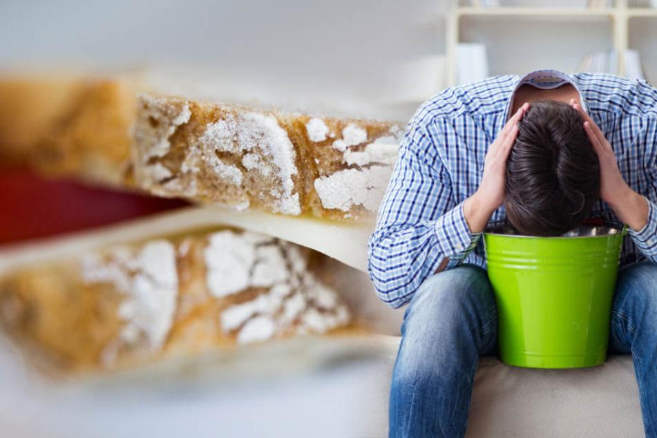 Pausenbrot mit Blei vergiftet: Was macht das mit dem Körper?