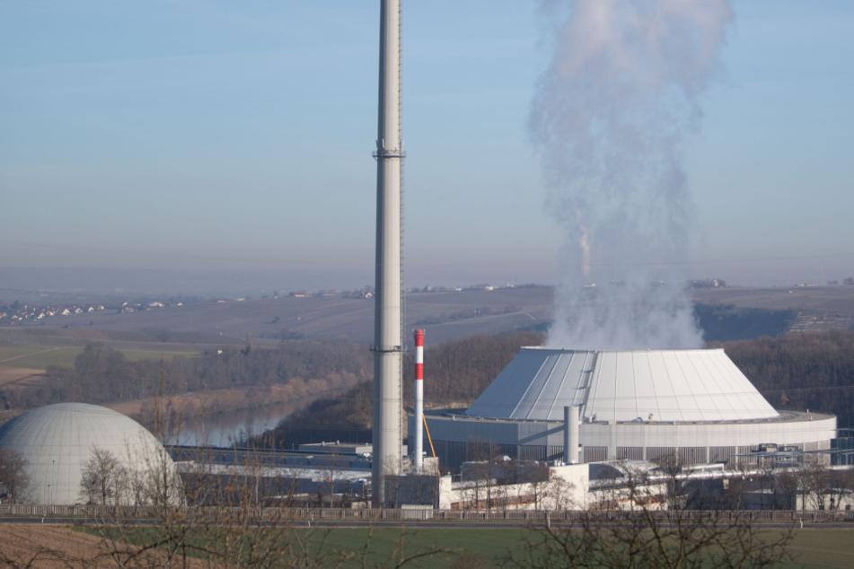 Risse und Löcher in Rohren von Atomkraftwerk entdeckt