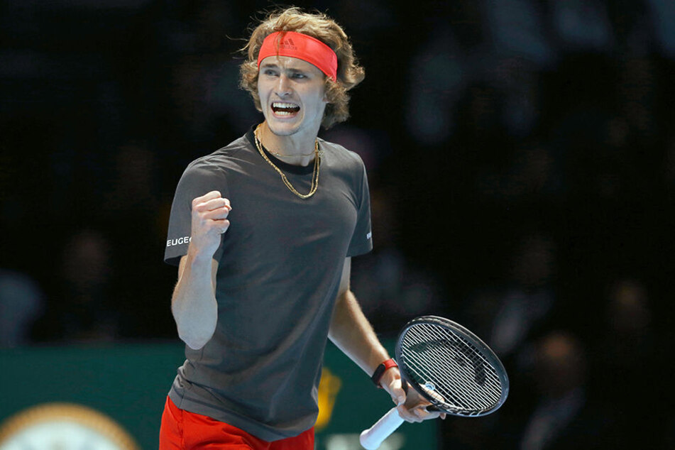 Der 21-Jährige hat Tennis-Geschichte geschrieben.