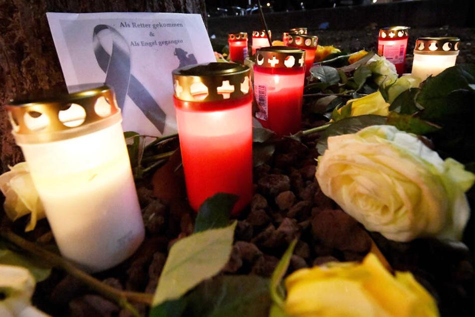 In Augsburg ist ein Mann im Zuge eines Streits tödlich verletzt worden.