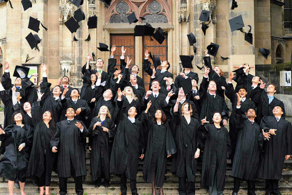 """Wer an der HHL studiert hat, dem winkt laut """"The Economist"""" ein attraktives Einstiegsgehalt."""