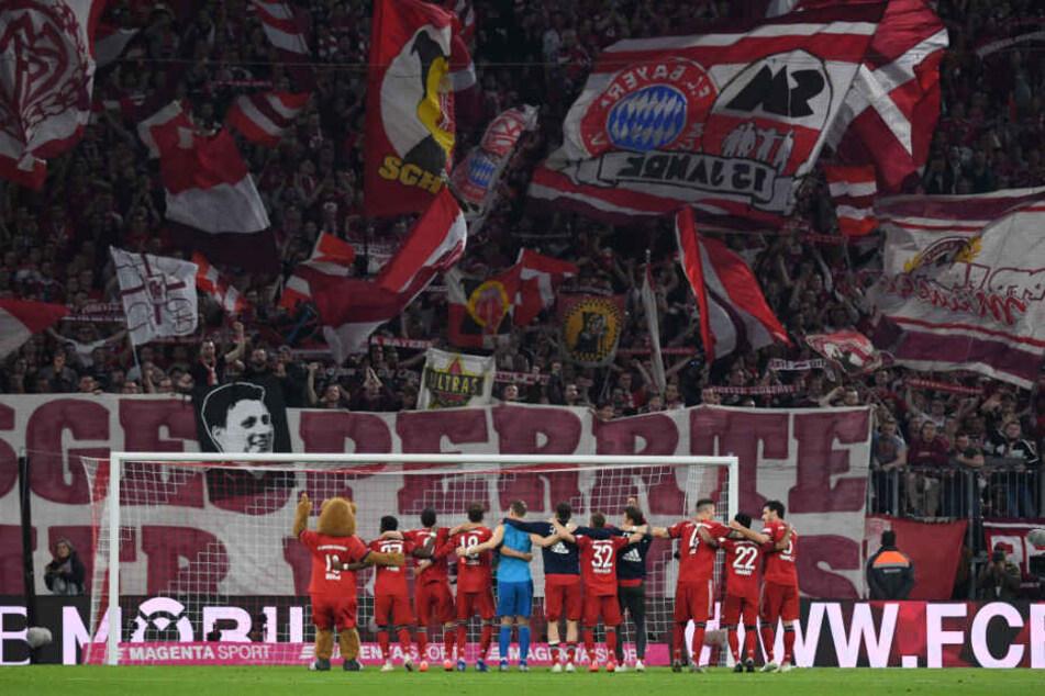 Der FC Bayern zeigte gegen den BVB wohl sein bestes Spiel der Saison.