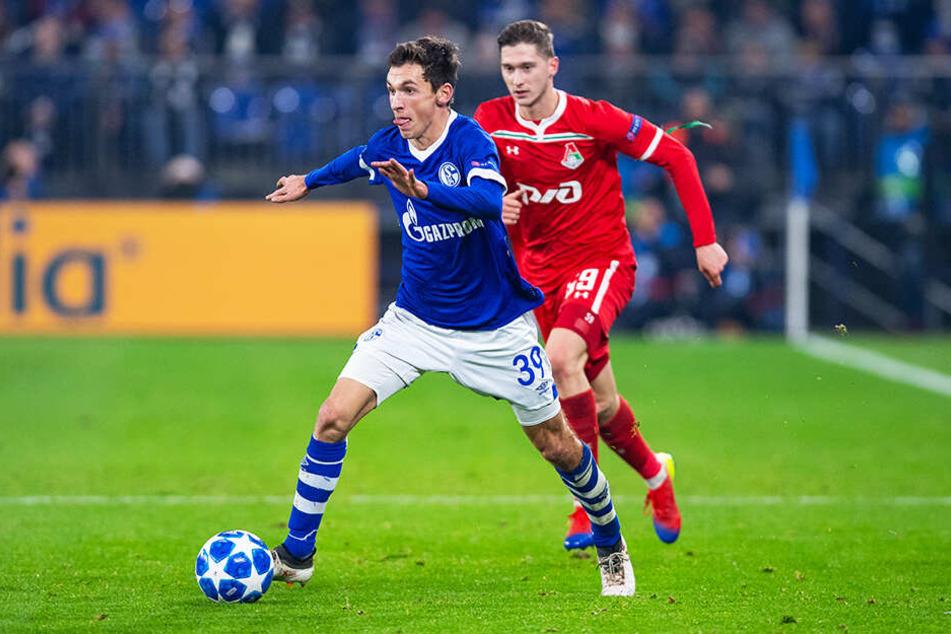 Sturmjuwel Benjamin Goller kam ablösefrei vom FC Schalke 04 zu Werder.
