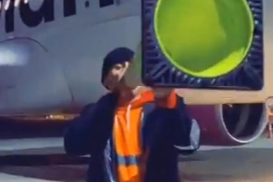 Flughafenarbeiter drehen virales TikTok-Video: Mit den Konsequenzen haben sie nicht gerechnet