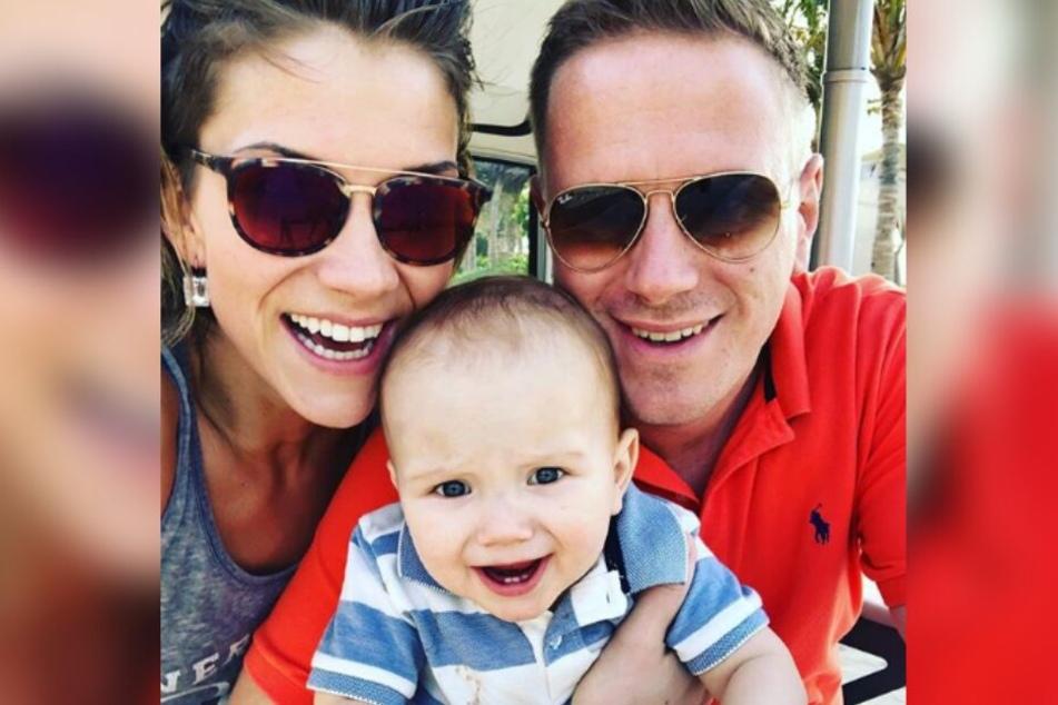 Gemeinsam mit ihrer Familie genießt Anna-Maria derzeit ihren Urlaub in Dubai.