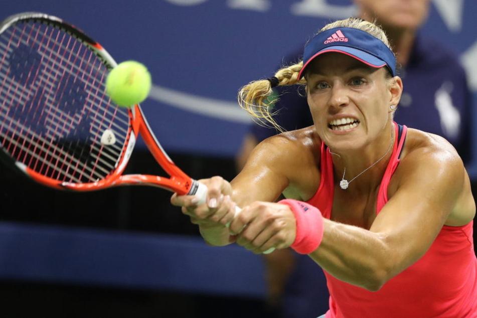 Mit ihrem Sieg im Halbfinale hat Angelique Kerber die Führung in der Weltrangliste übernommen.