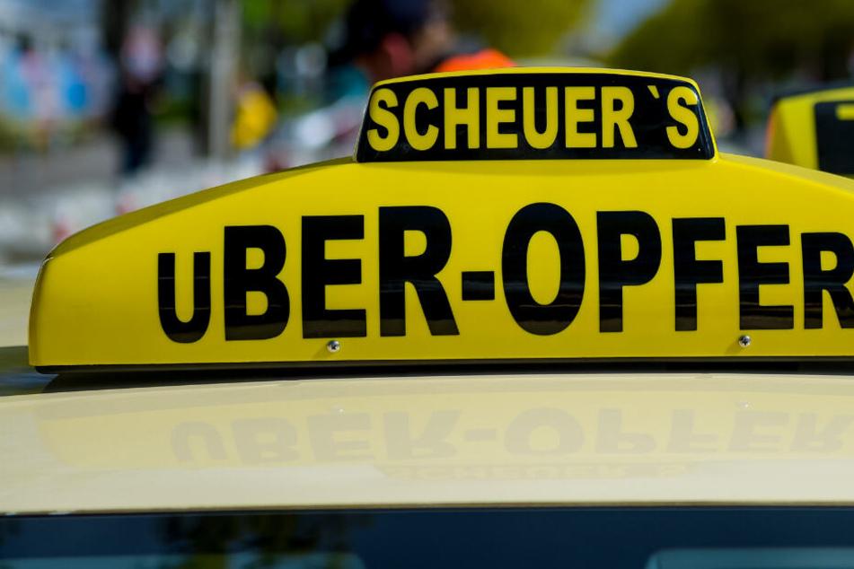 Fahrdienst Uber: Gericht durchkreuzt Geschäftsmodell in Deutschland