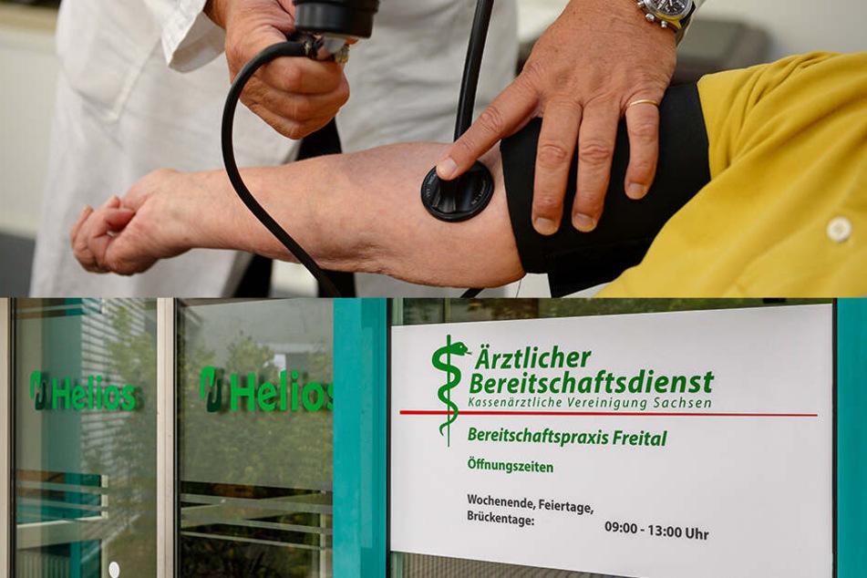 Immer bereit: Zwölf neue Notfall-Praxen für Sachsen