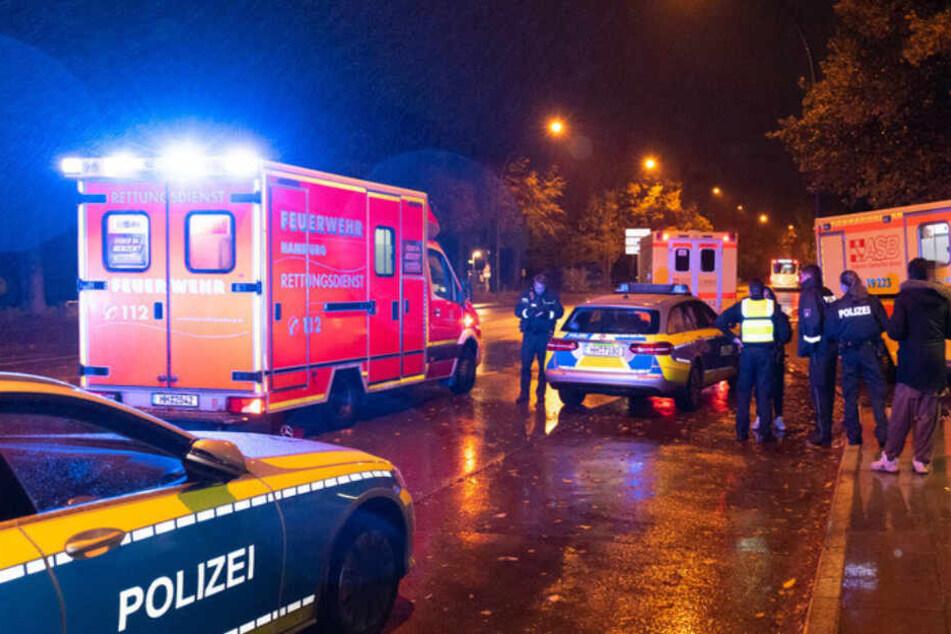 Streit auf offener Straße eskaliert: Mann (25) lebensgefährlich verletzt!