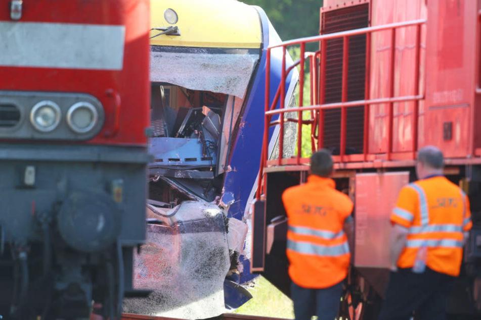 In Aichach bei Augsburg war es im Jahr 2018 zu einem Unfall gekommen. (Archivbild)