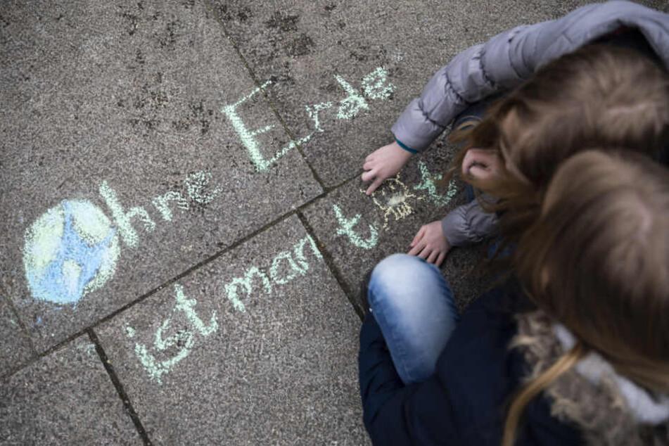 Fridays for Future: Die jungen Klima-Aktivisten streiken wieder