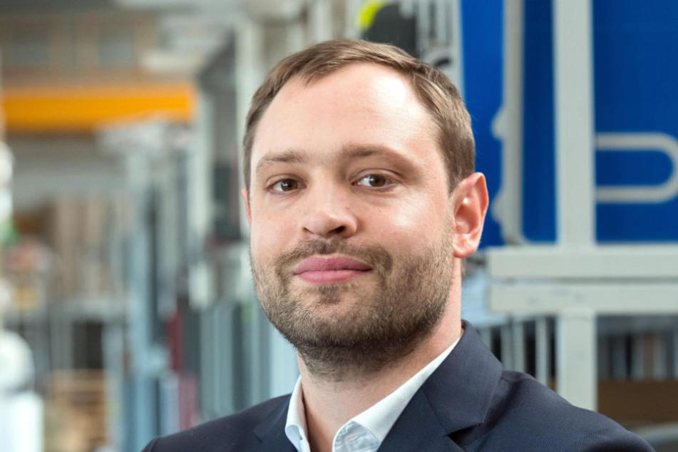 """CDU-Politiker Alexander Dierks (30) möchte, dass das gesamte Rathaus """"auf Herz und Nieren"""" geprüft wird, um Folgemängel schnellstmöglich zu beseitigen."""