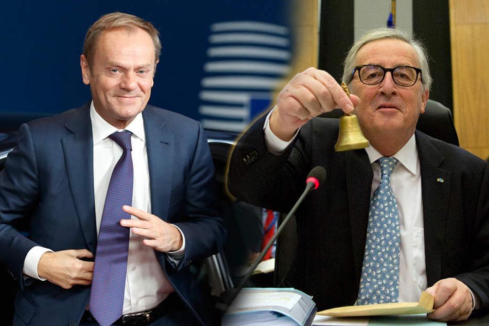 32.700 Euro Monatsgehalt! EU-Beamte gönnen sich Lohnerhöhung