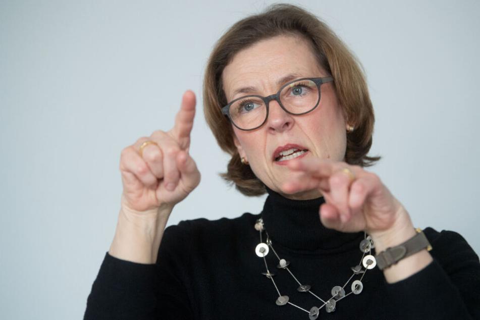 Verfassungsschutz-Präsidentin Beate Bube.