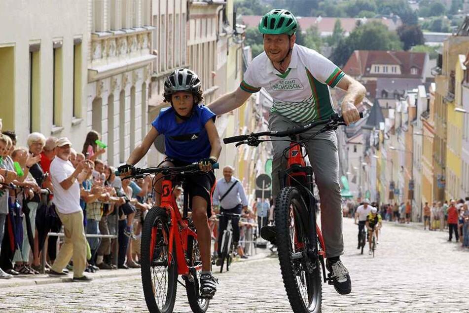 Wenn der Sachsen-MP dir den Rücken stärkt: Kommt Kretsche die steile Wand hoch?