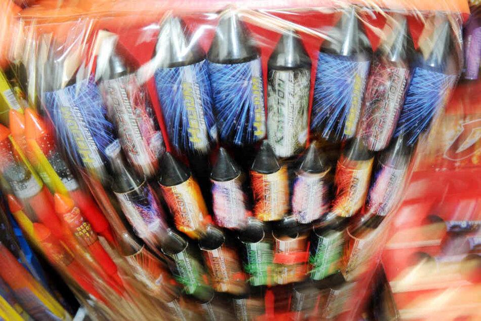 Verkauf von Feuerwerk ist gestartet: Hier darf in Thüringen nicht geböllert werden