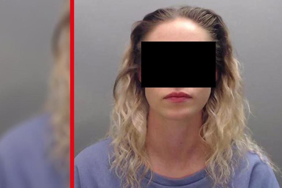 Hannah L. (22) war Mitglied einer Bande von Drogenhändlern.