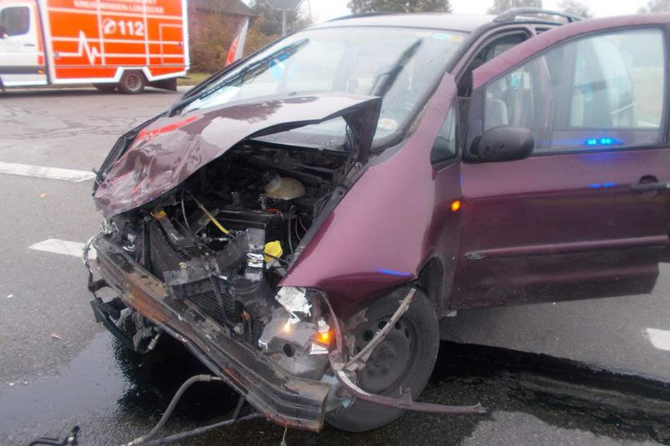 Bei dem Ford sollen die Bremsen nicht funktioniert haben, so der Fahrer.