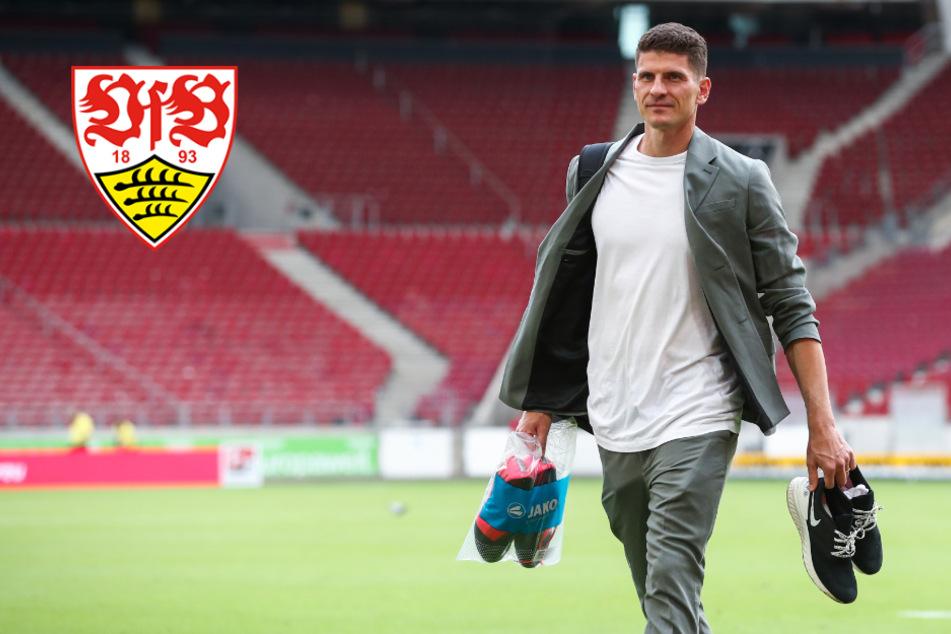 VfB-Legende Mario Gomez beendet seine Karriere!