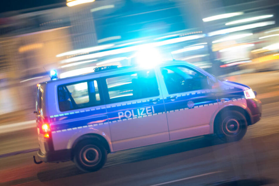 Motorradfahrer unter Drogeneinfluss! Sturz bei Flucht vor Polizei