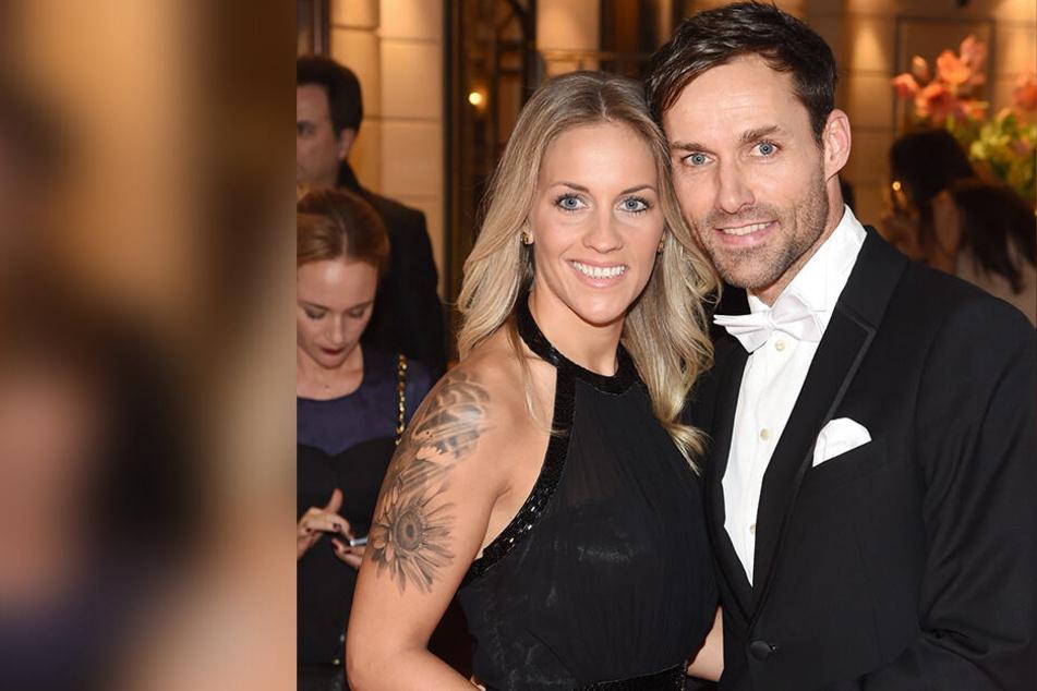 Sven und Melissa Hannawald sind seit 2016 verheiratet.
