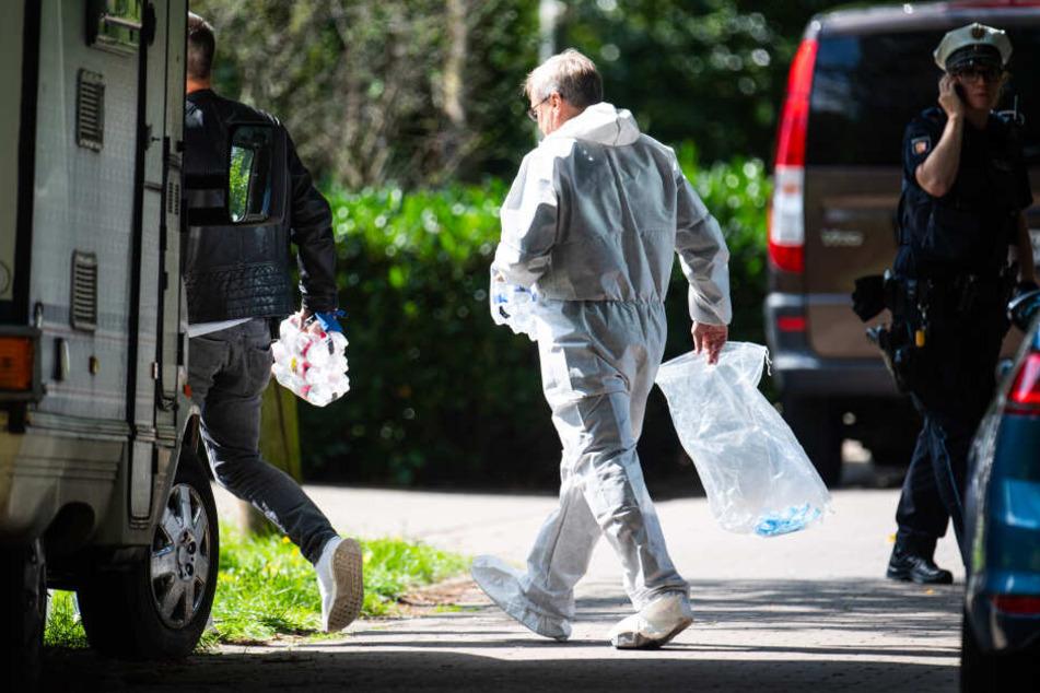 Schreckliches Verbrechen bei Hamburg: Mann trennt Stieftochter Kopf ab