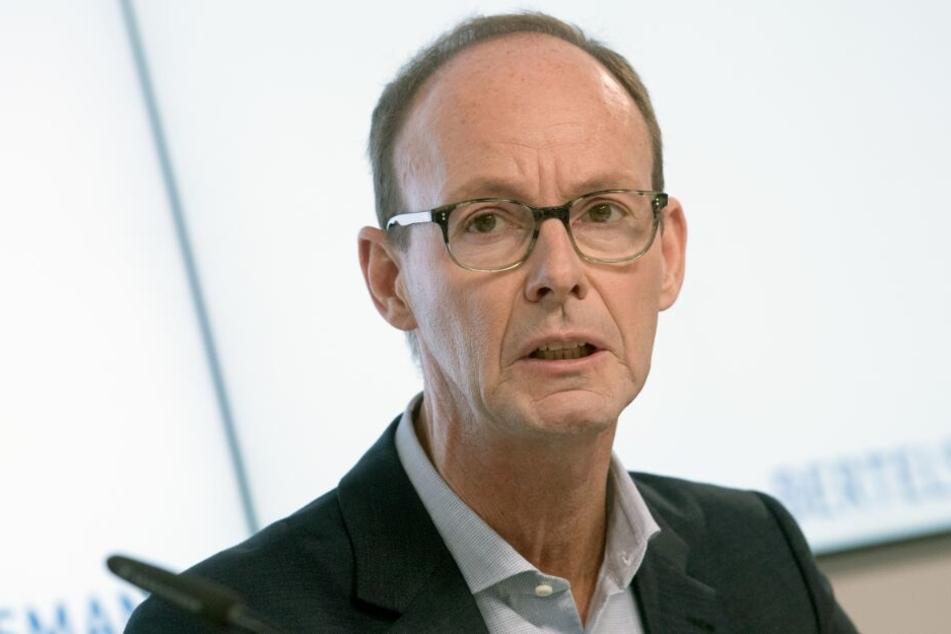 Das erwartet Bertelsmann-Chef Rabe von dem Medien-Imperium