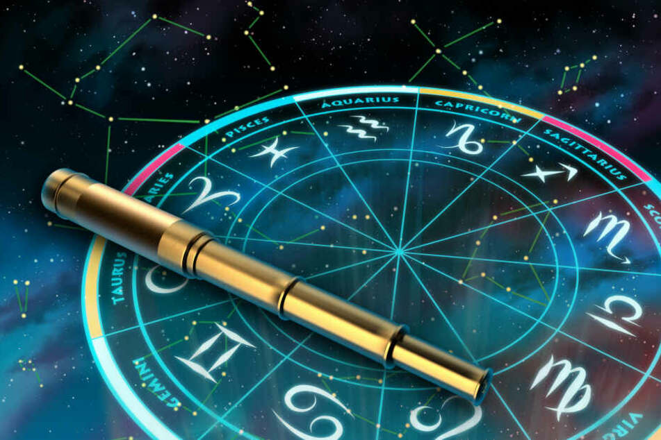 Das Rad des Tierkreises. Was halten die Sterne für Dich bereit?