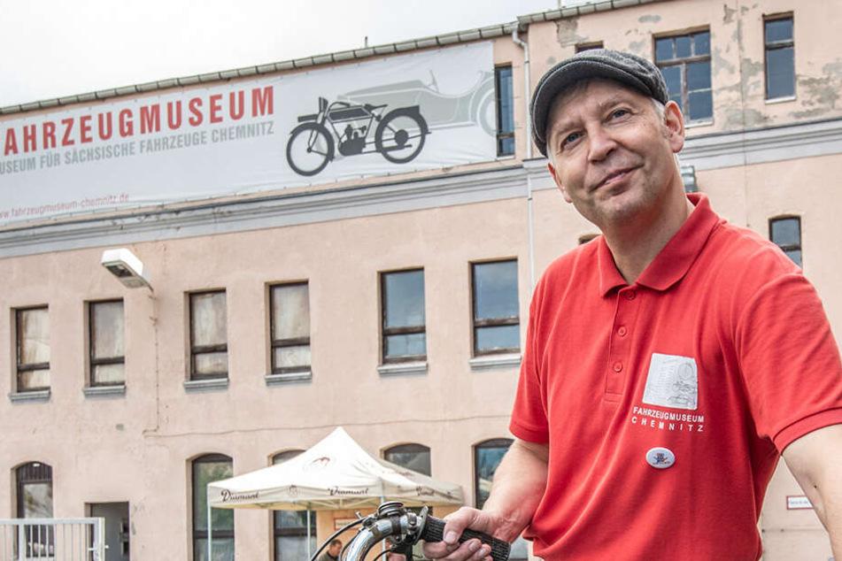 Chemnitz: Zeitloser Zweirad-Kult made in Chemnitz: Treffen der Kleinmotorrad-Liebhaber