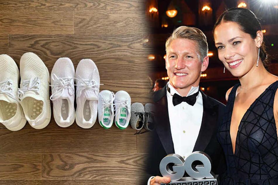 Bastian Schweinsteiger und Ivanovic werden wieder Eltern: Ana ist schwanger!
