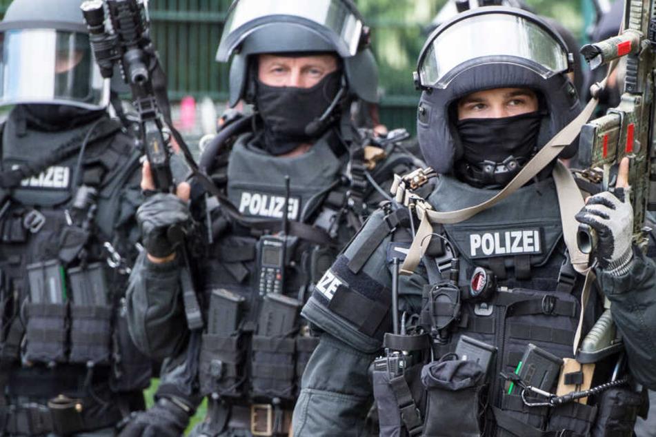 Mitglieder des SEK wurden festgenommen. (Symbolbild)