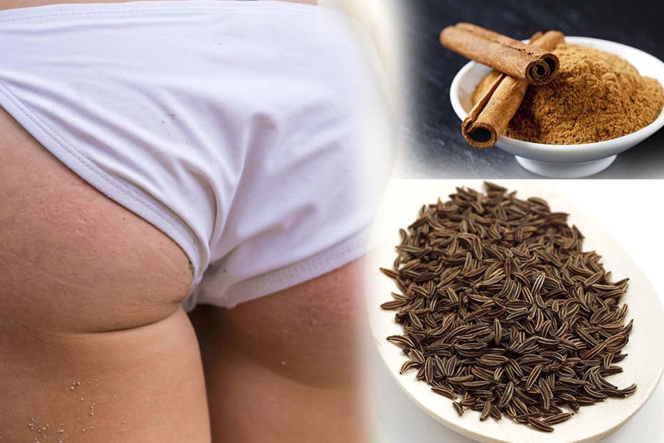 Um übel riechende Darmwinde zu vermeiden, helfen diese Gewürze.